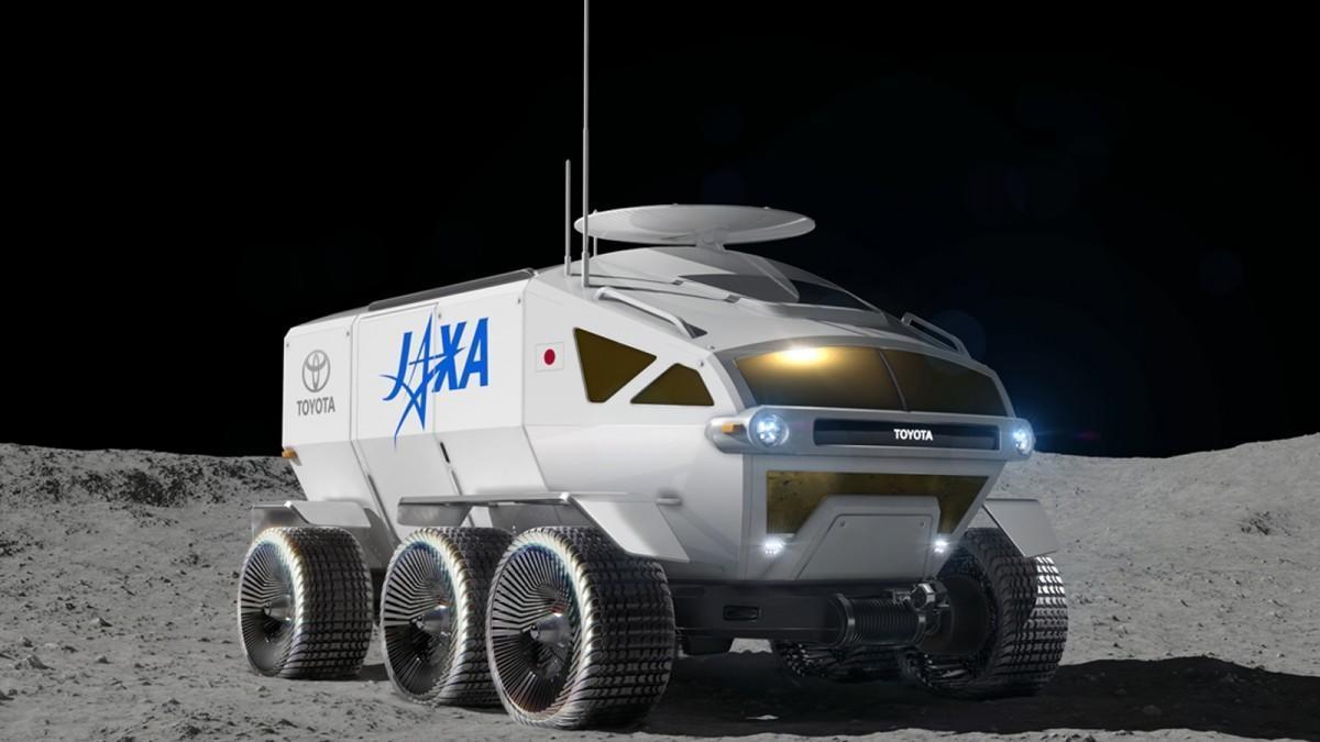 Toyota se lanzará a la carrera espacial esta década