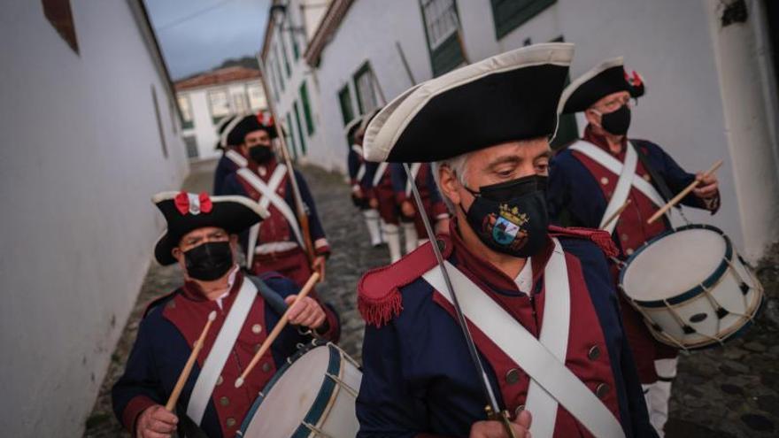 Taganana celebra su  'fiesta nacional'