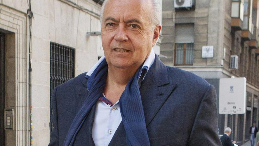 José Luis Moreno, en calabozos a la espera de pasar a disposición judicial