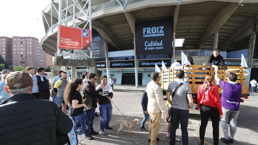 Celta - Girona | Chocolate y churros para calentar la previa del partido