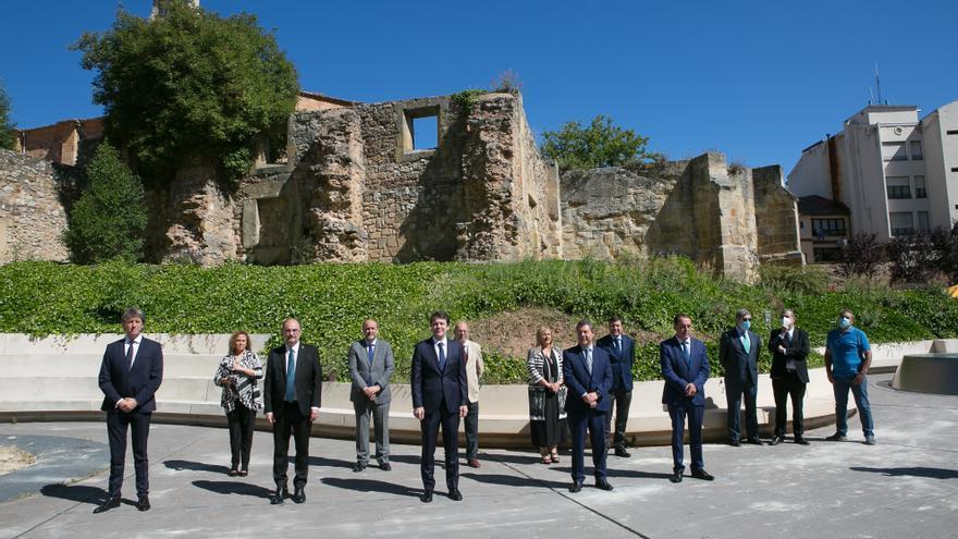 Castilla y León, Castilla-La Mancha y Aragón pedirán que los fondos de la UE lleguen a zonas despobladas