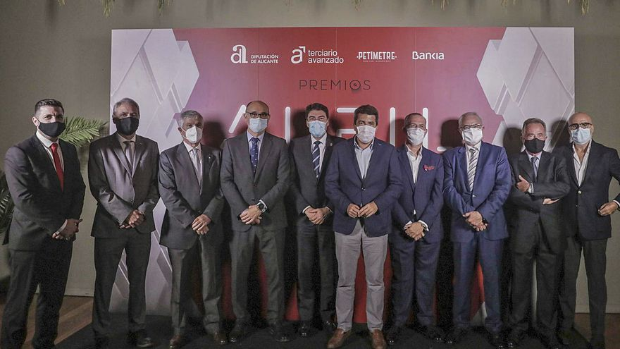 Los Premios Alfil reconocen a los sectores que han liderado el compromiso social en la crisis