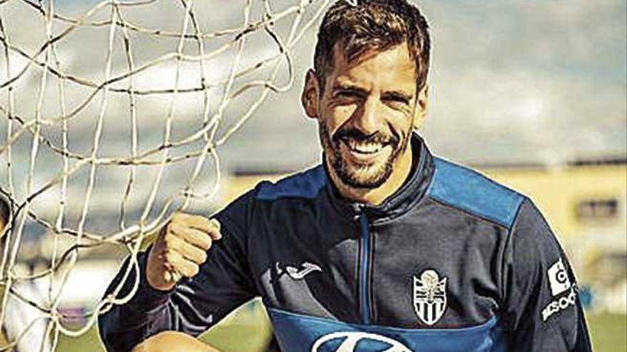 Pedro Orfila asienta los cimientos del nuevo Atlético Baleares y renueva hasta 2022