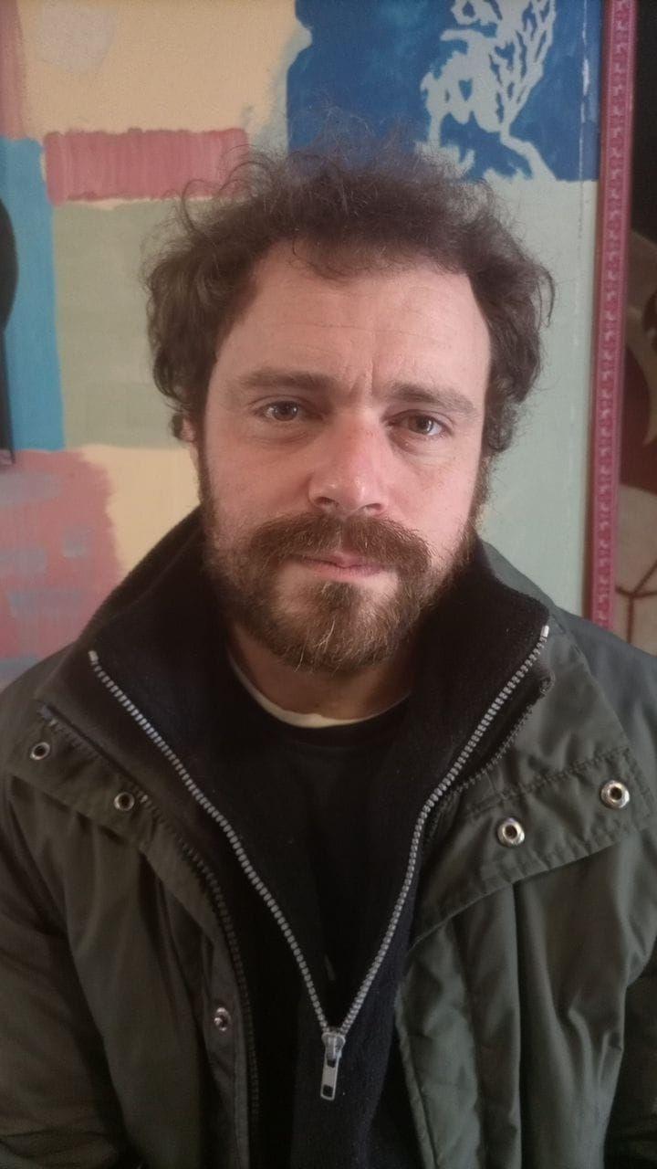 Adrián Mosquera.