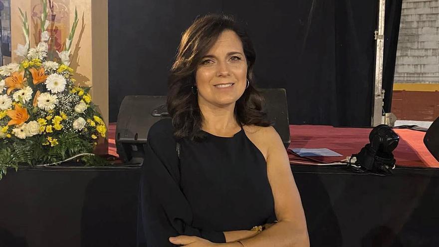 La directora de la Escuela Politécnica es nombrada Belmezana del Año