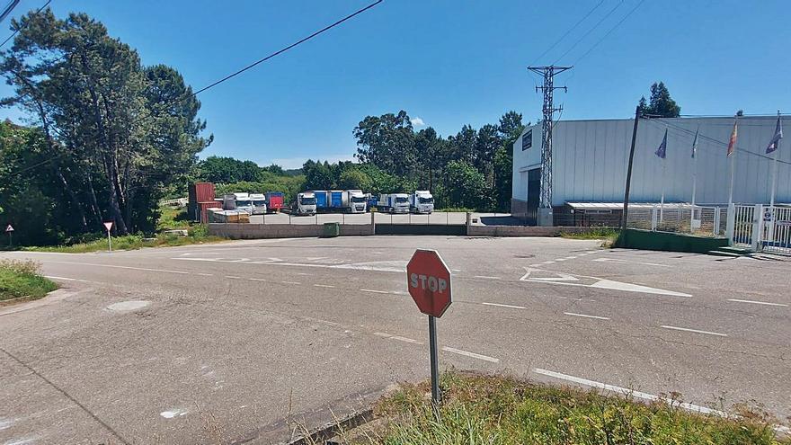 El polígono de Ribadelouro gana 105.000 metros cuadrados de suelo industrial