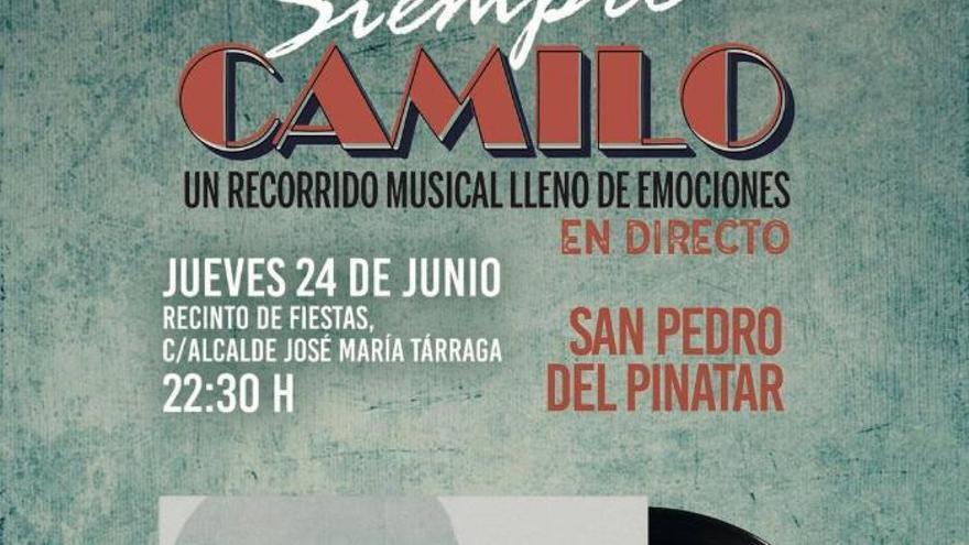 Musical siempre Camilo