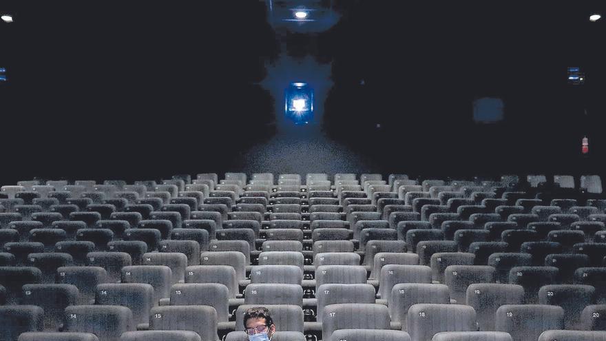 2021 El año decisivo para el futuro del cine