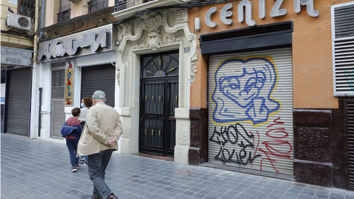 El covid golpea con fuerza a València ciudad con un alto número de contagios.