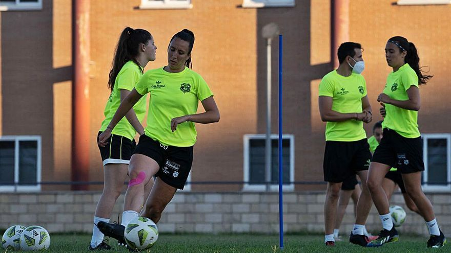 El primer equipo del Zamora CF Amigos del Duero inicia su pretemporada