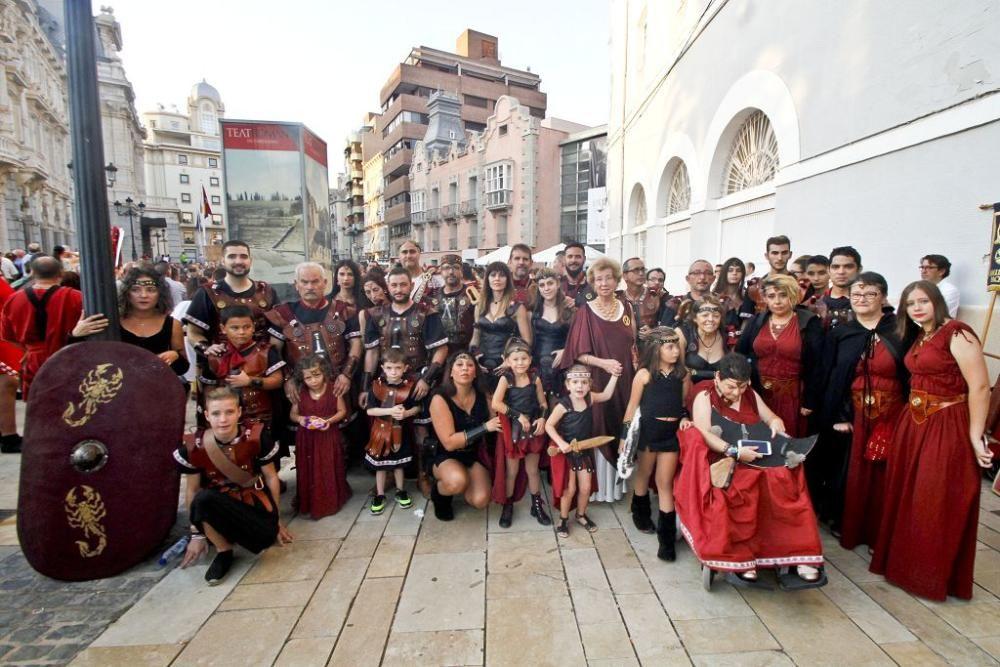 Las legiones romanas
