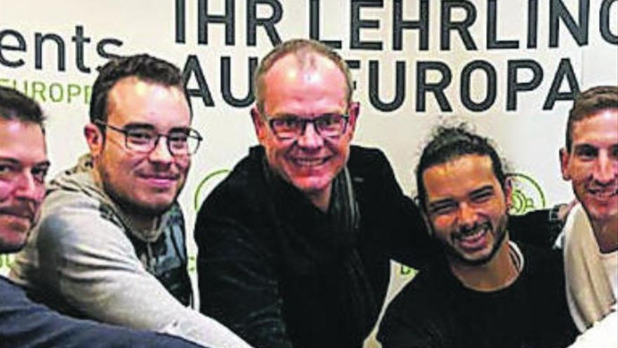 120 estudiantes canarios consiguen trabajo en Austria
