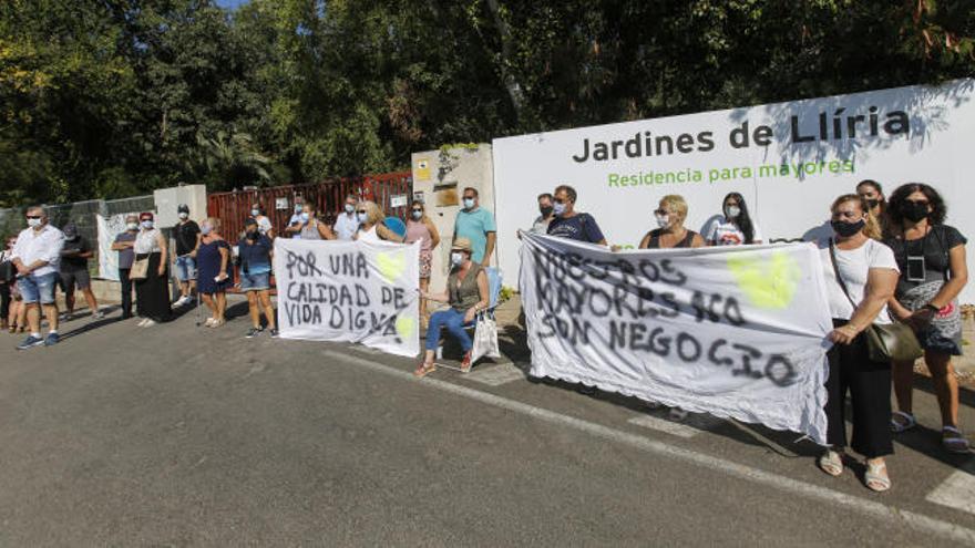 Piden el traslado de 16 de los ancianos de la residencia denunciada en Llìria