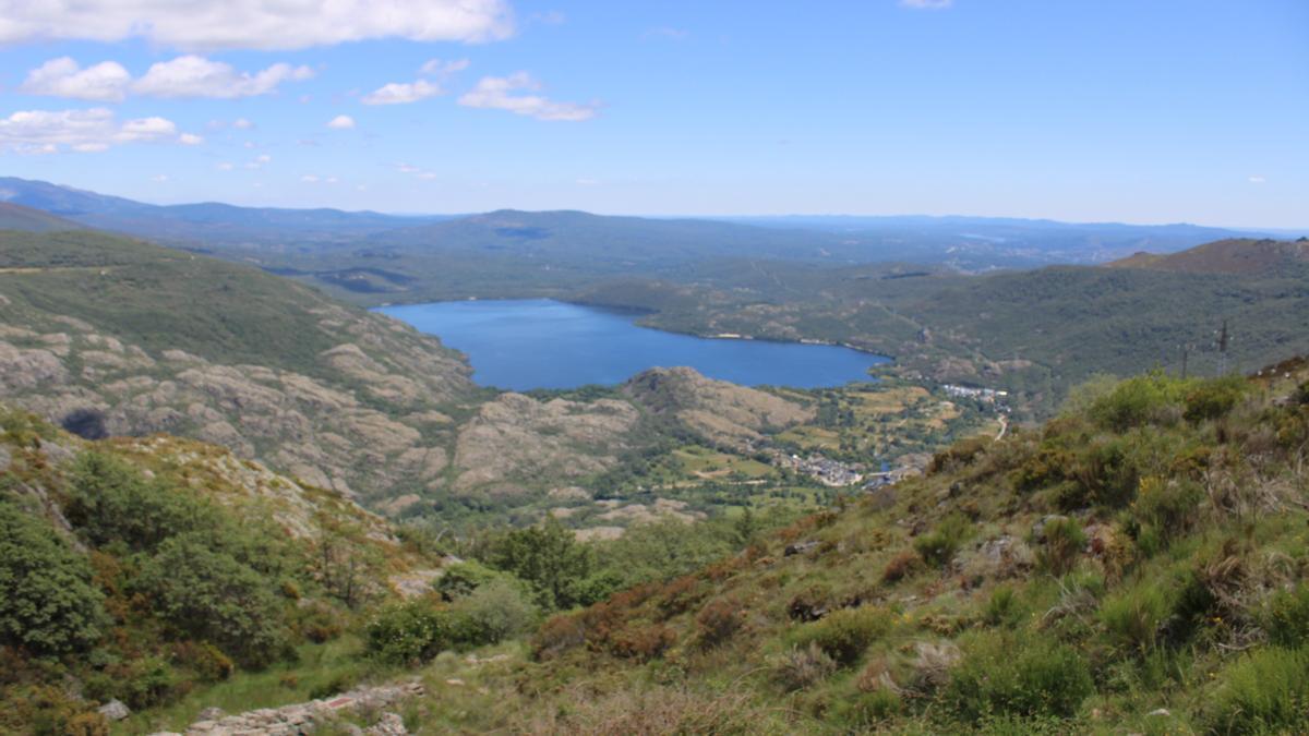 Base del telesilla de Pico del Fraile