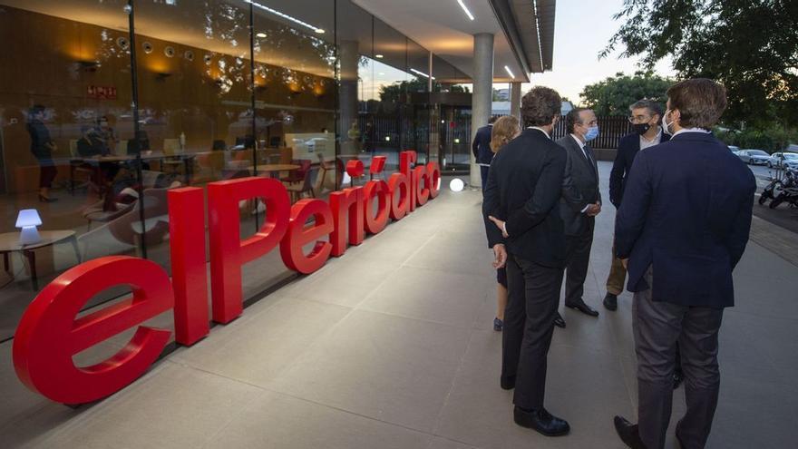 Prensa Ibérica inaugura la seva nova seu a Catalunya mirant al futur