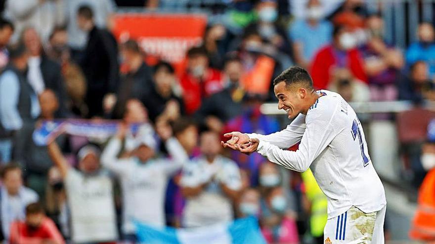Opinión | El Madrid llena el Camp Nou