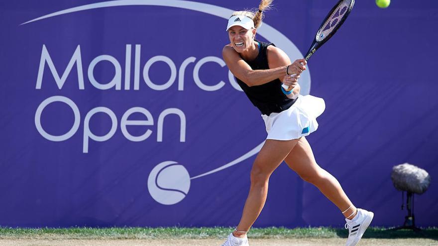 Kerber wirft Sharapova bei den Mallorca Open raus