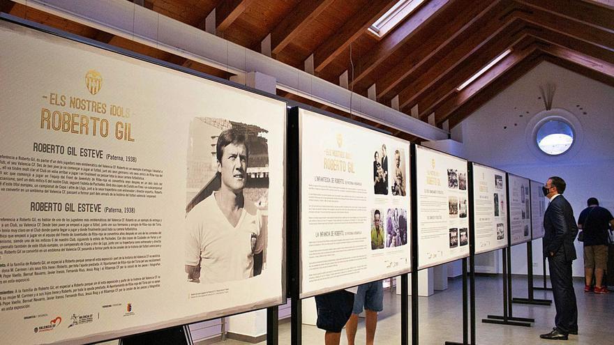 Alfafar y la Fundació VCF homenajean a Roberto Gil