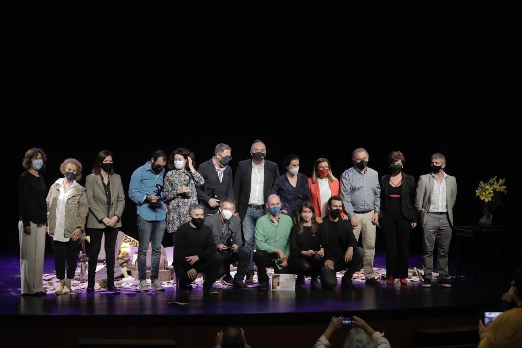 'Aquell carrer', Premi ATAPIB al Mejor Espectáculo