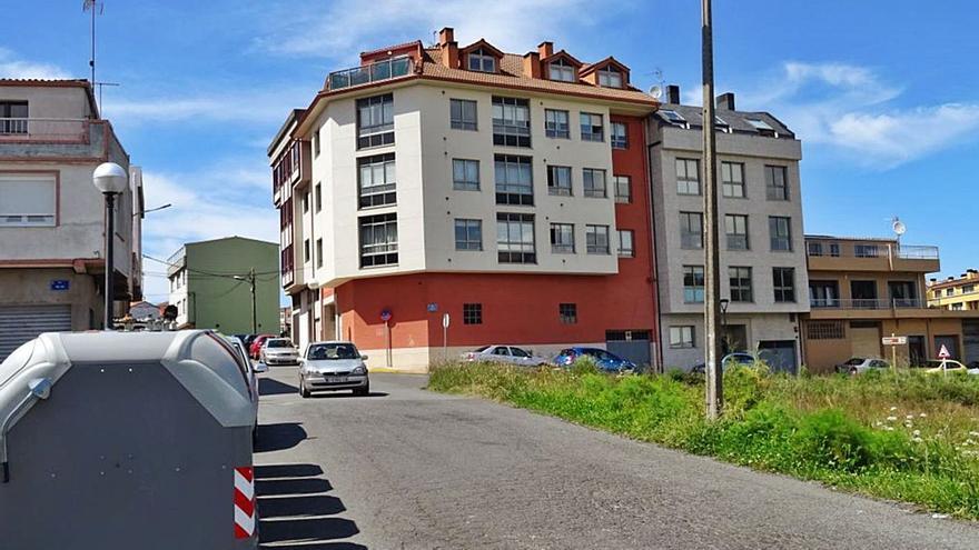 Luz verde a las obras para urbanizar las calles Río Tambre y Camiño dos Cabalos
