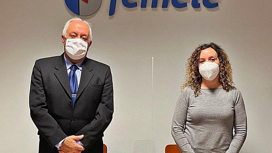Femete sella una colaboración con Cristina Armas Cultura Preventiva
