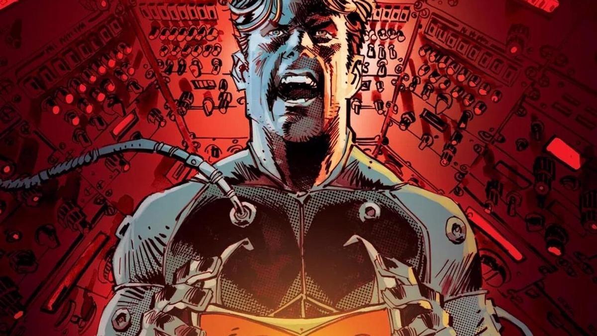 Adam Wingard adaptará al cine el cómic 'Hardcore'.