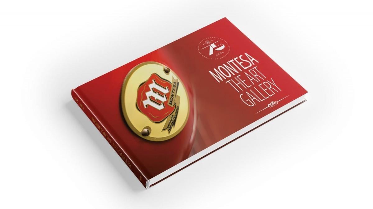'Montesa, The Art Gallery', el libro del 75 aniversario de Montesa