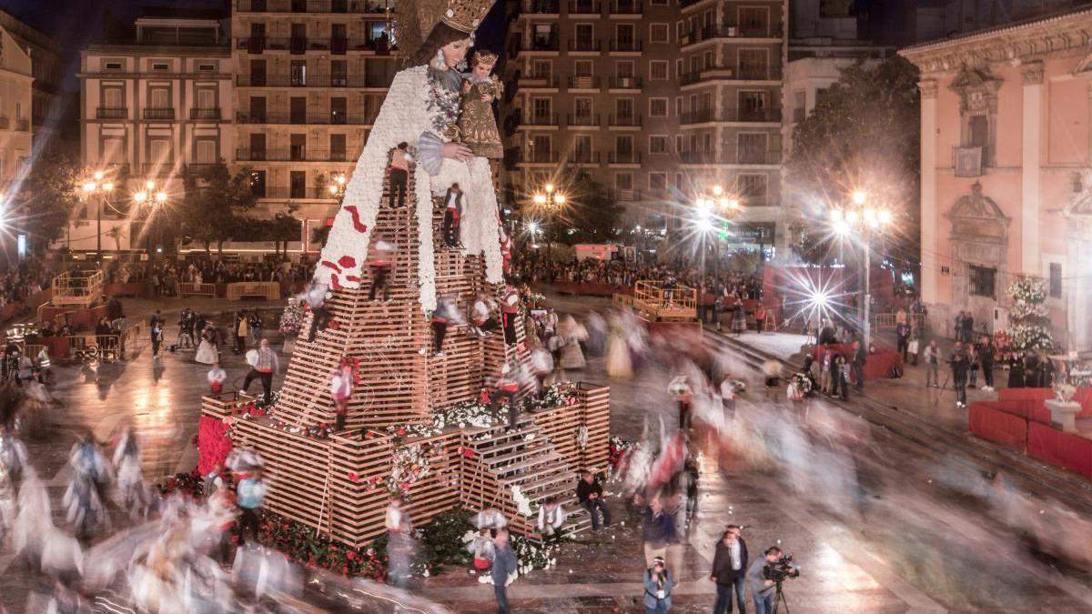 Horario de la Ofrenda de las Fallas 2021 en València.