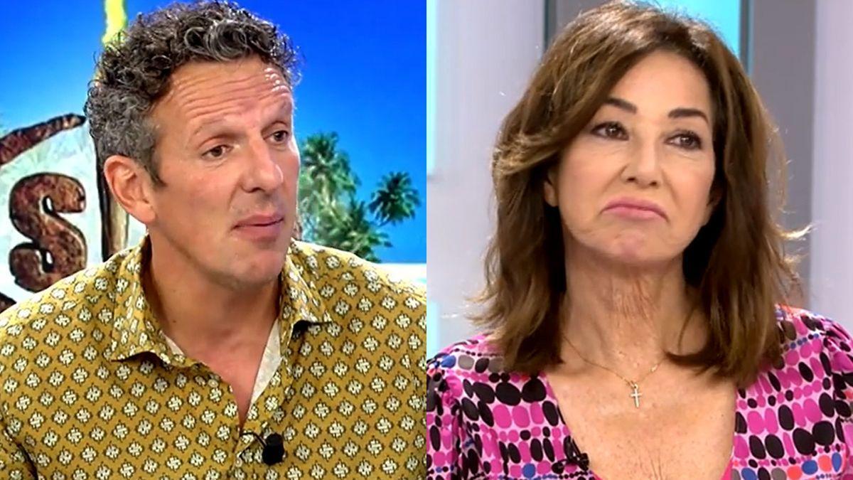 Joaquín Prat y Ana Rosa Quintana.