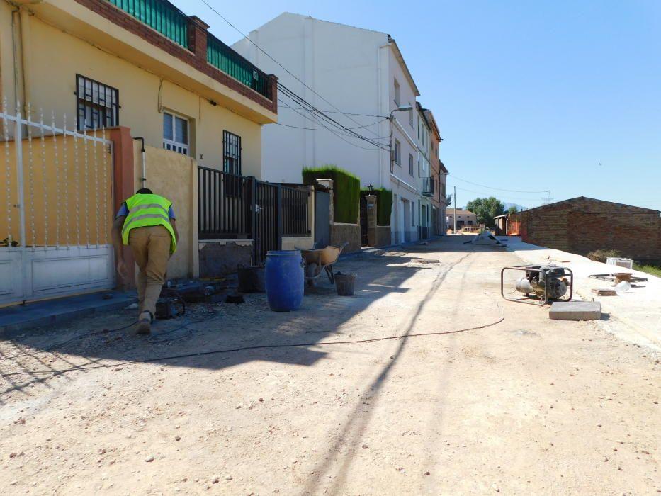 El carrer del Forn serà de plataforma única després de les obres.