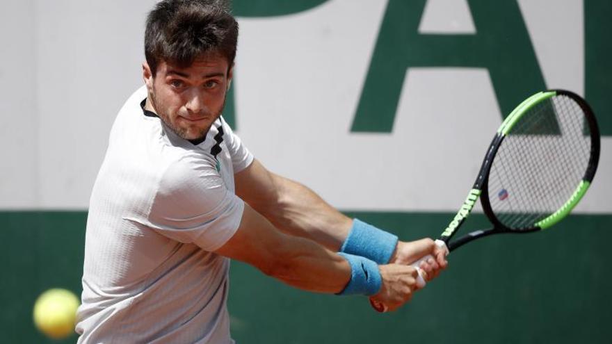 El alzireño Martínez  sueña otra vez en el Roland Garros
