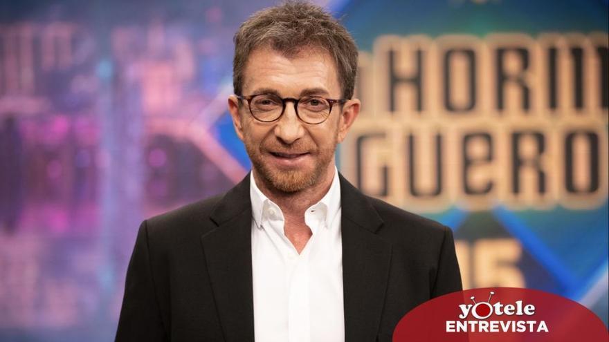 """Pablo Motos: """"No borraría ni un solo segundo de lo vivido en 'El Hormiguero'"""""""