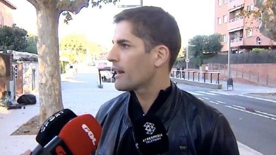 "Robert Moreno: ""Preguntadle a él"", en referencia a Luis Enrique"