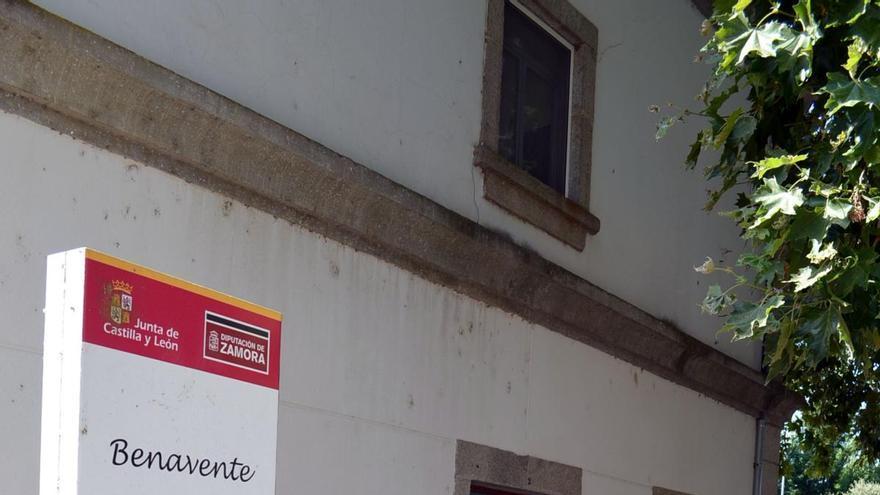 El albergue de Benavente sufre un acto de vandalismo a una semana de su reapertura