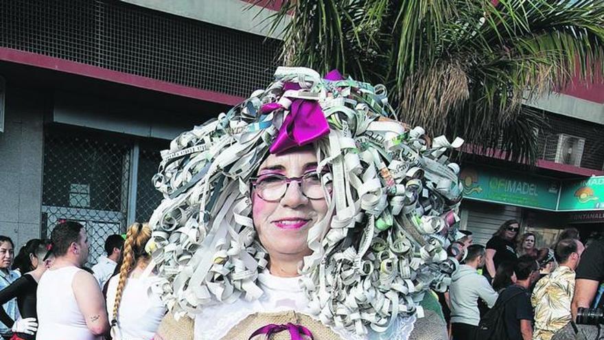 Las Meninas salen por Carnaval
