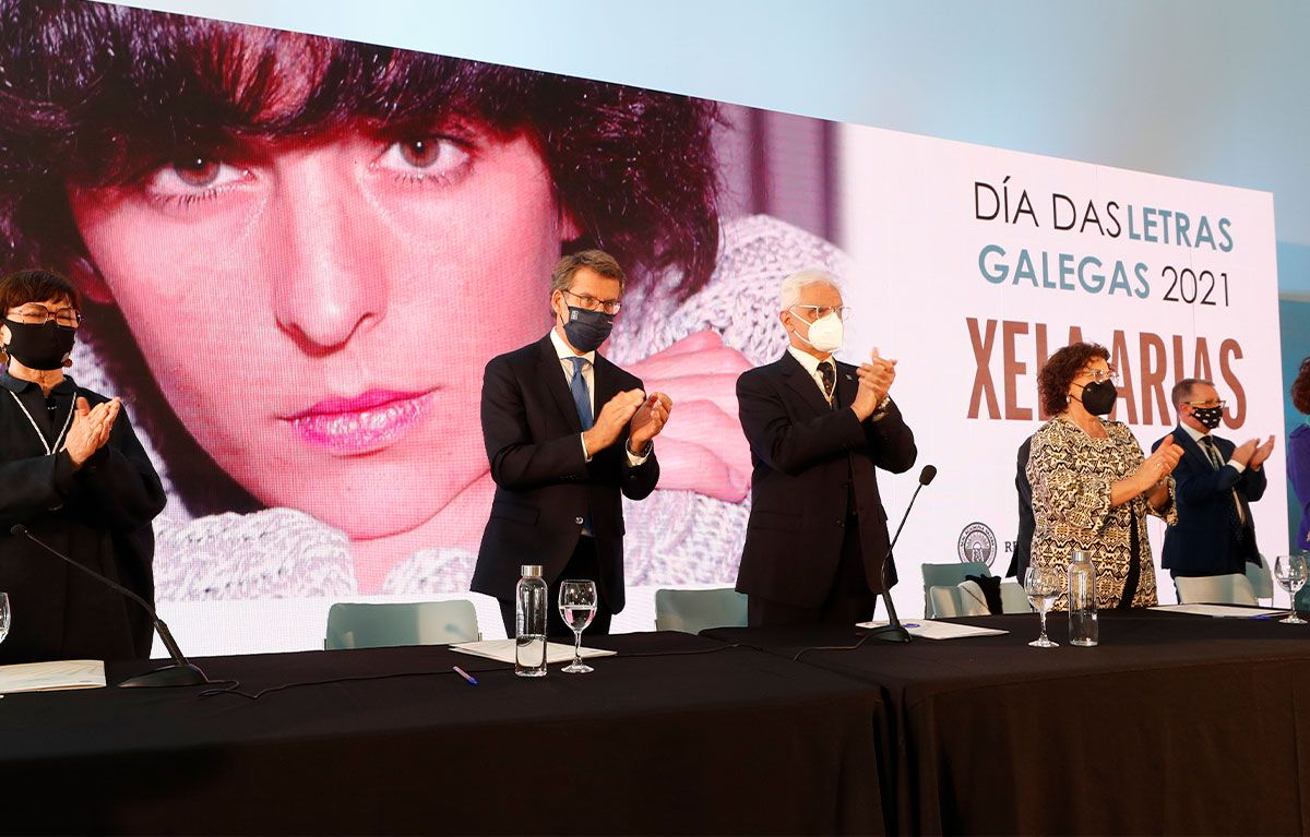 Homenaje a la Xela rebelde y feminista
