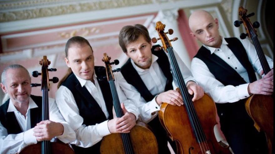 Jazz, blues y pop con el Cuarteto Rastrelli