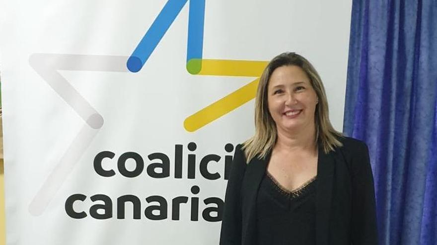 Dulce Gutiérrez es la nueva secretaria general de CC en La Victoria
