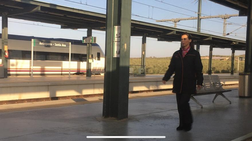 Simulacro de terremoto este martes en la estación de tren Santa Ana de Antequera