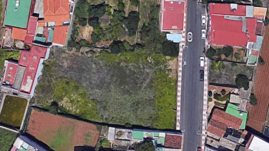 El centro de Tegueste tendrá otro 'parking' con más de 100 plazas gratuitas