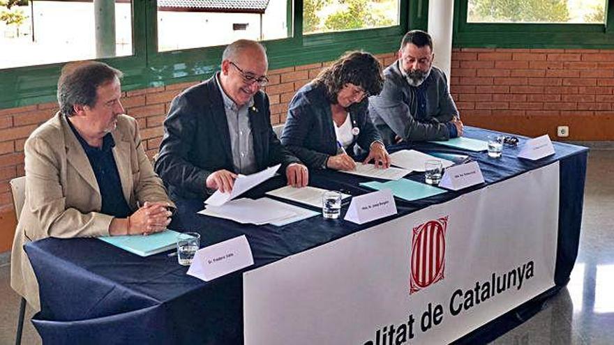 L'Escola Nauticopesquera es posiciona com a referent per a la formació de professionals