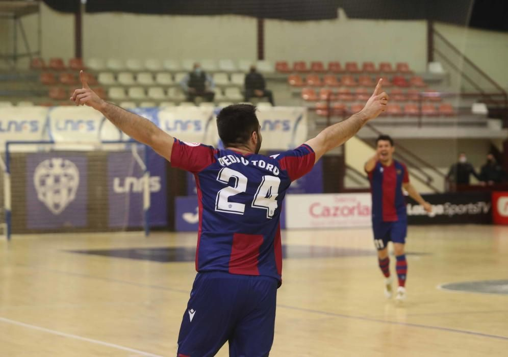 Levante UD FS - Industrias Santa Coloma