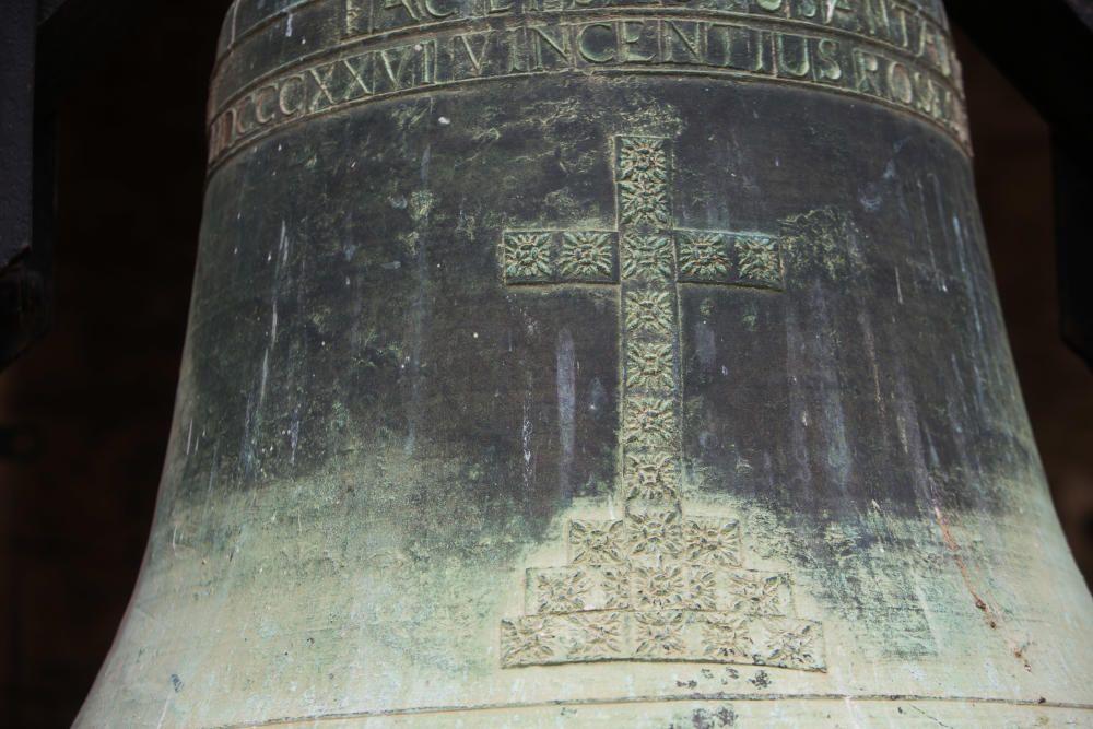 Las campanas de la provincia tocan para ser Patrimonio de la Humanidad.
