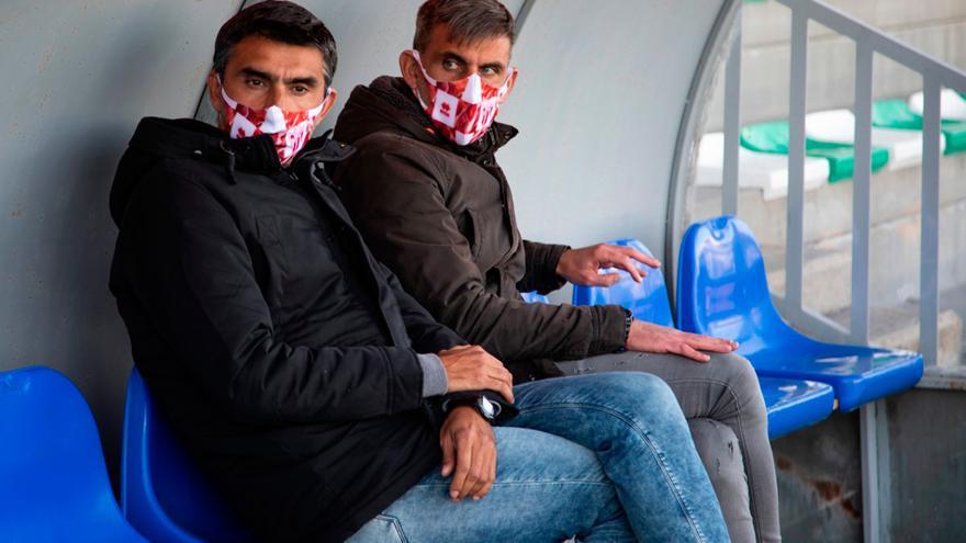 Los hermanos Montes, dos en uno contra el Deportivo