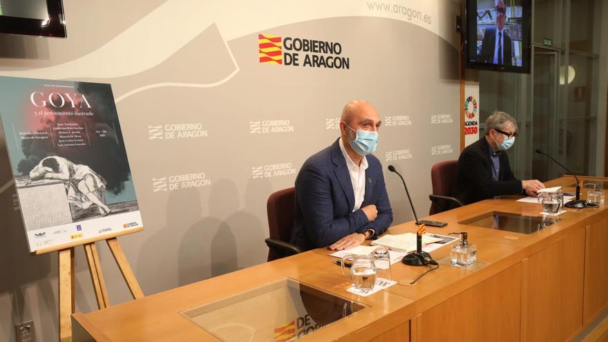 Un nuevo ciclo de conferencias se acercará a la vida y la obra de Goya
