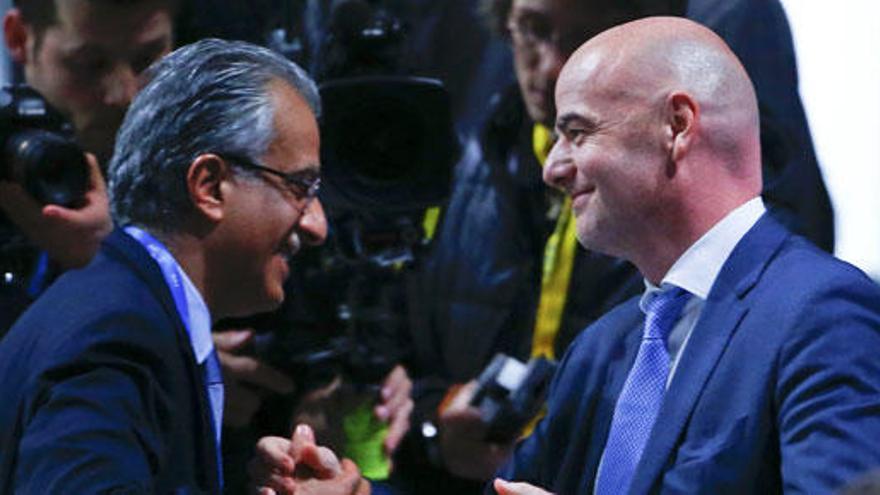 Gianni Infantino, el dirigente que debe limpiar la corrupción del fútbol