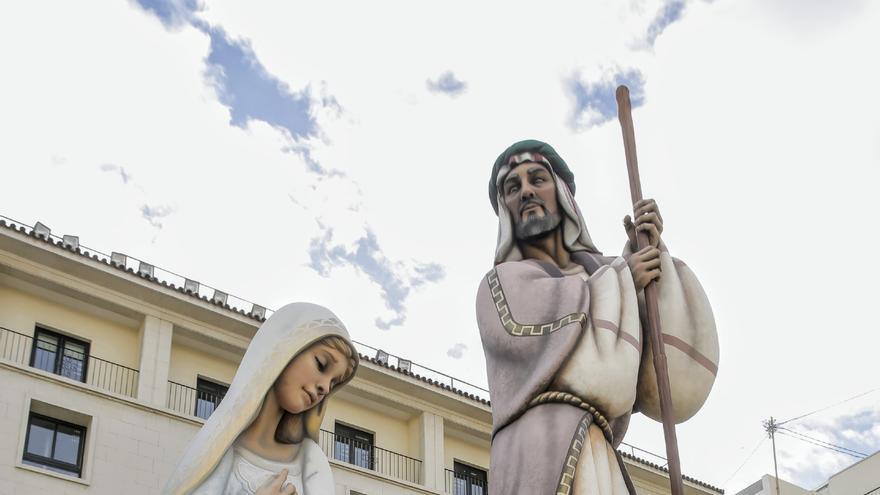 El ayuntamiento de Alicante destaca la amplia repercusión internacional por el Belén monumental