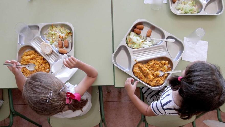 Más de 5.000 alumnos se beneficiarán de las ayudas de comedor el próximo curso