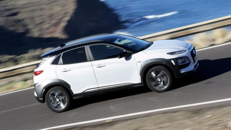 Probamos el nuevo Hyundai Kona híbrido