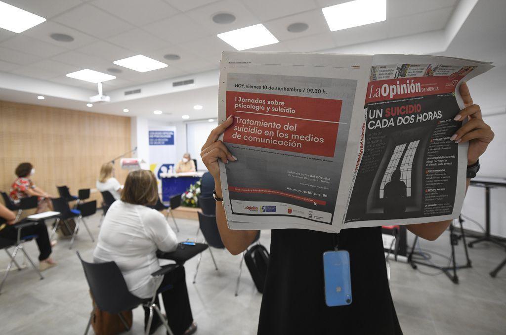 I Jornada sobre la comunicación del suicidio en los medios